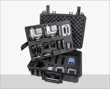 KUPO Grip GOPRO HERO KIT CASE