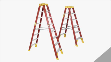 KUPO Stage FIBERGLASS STEP LADDER