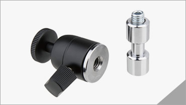 Mini Ball Head W/ 17MM Spigot (DABO)