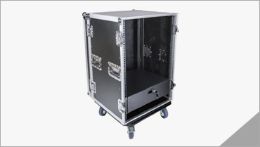 Flight Case for Rack Type Controller