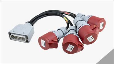 KUPO MCA-0416P-5 / Cable Sets