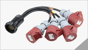 KUPO MCA-0419P-5 / Cable Sets