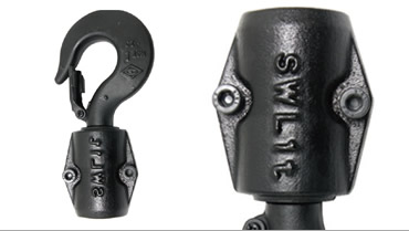 BGV D8+ Chain Hoist LIFTING HOOK