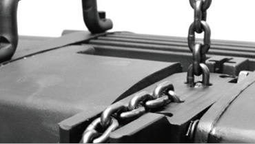 BGV D8 Chain Hoist Chain Guide