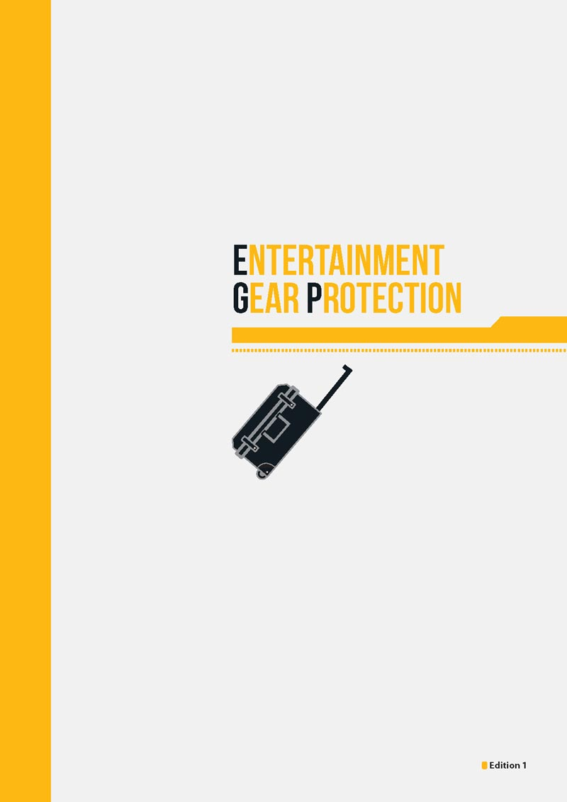 KUPO Stage Entertainment Gear Protection