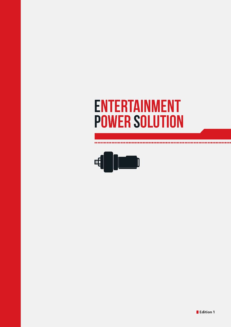 KUPO Stage  Entertainment Power Solution